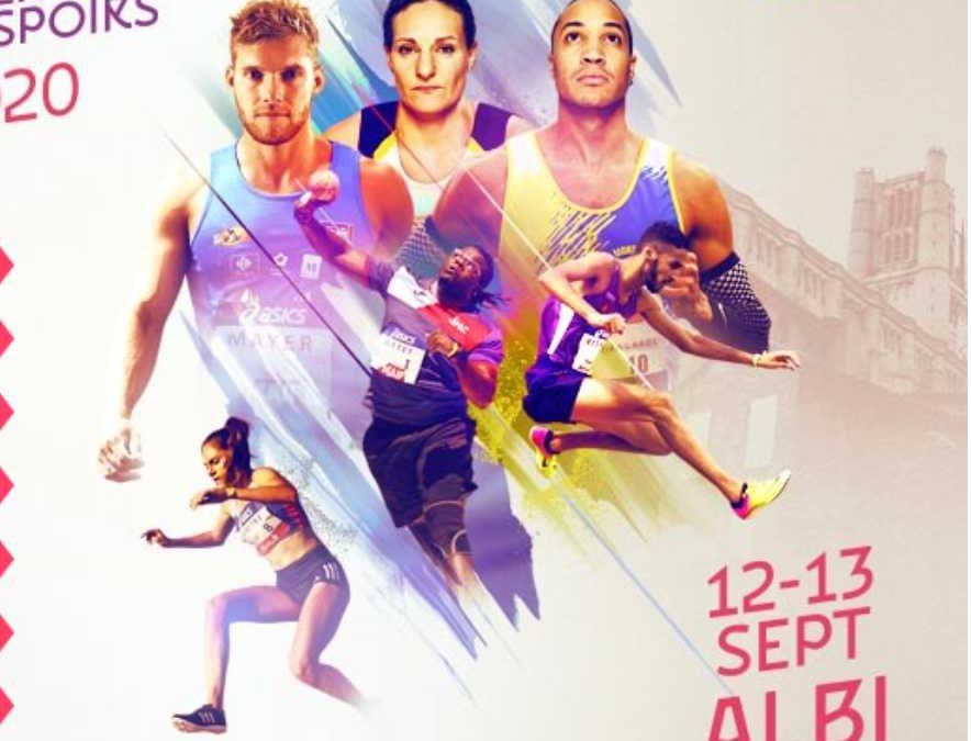 Résultats des France élite et espoirs des 12-13 septembre à Albi